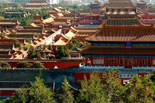 Interesting Forbidden City