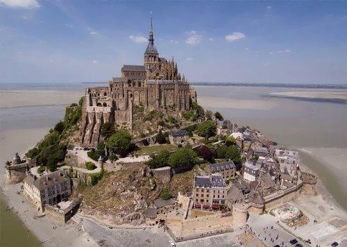 Interesting Mont Saint-Michel