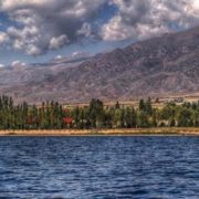 Attractive Issyk-Kul