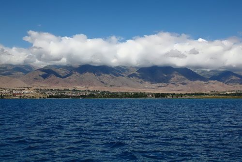 Picturesque Issyk-Kul
