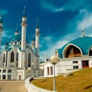 Attractive mosque