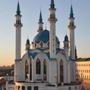 Wonderful mosque