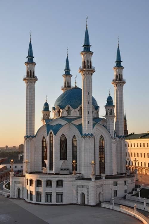 Wonderful mosque