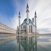 Stunning mosque