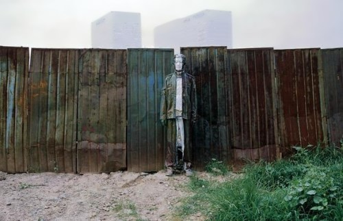 Mimicry Art by Liu Bolin