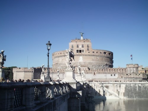 Lovely Castel Sant'Angelo