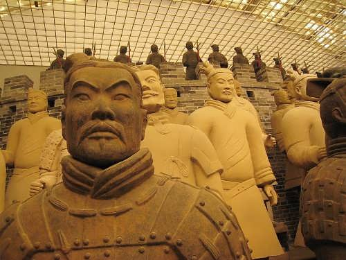 Magnificent Terracotta Army