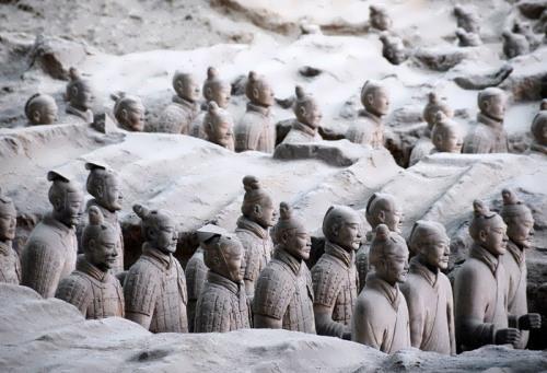 Majestic Terracotta Army