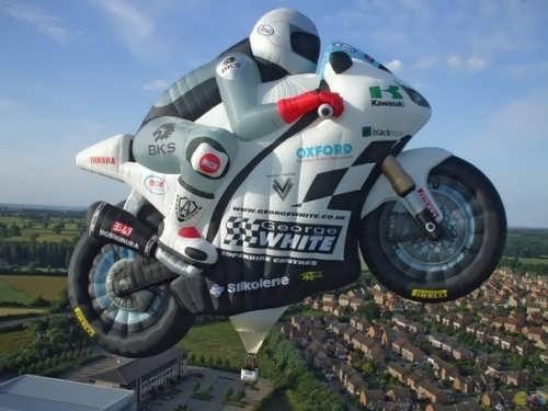 Motor racer