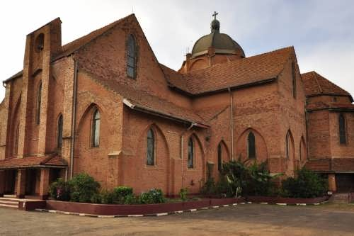 Namirembe Anglican Cathedral