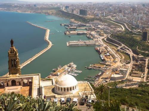 Oran is an important coastal city