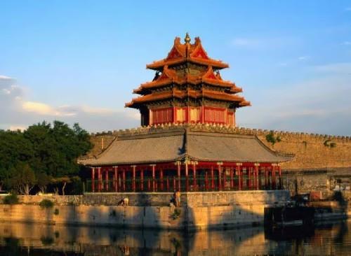 Picturesque Forbidden City