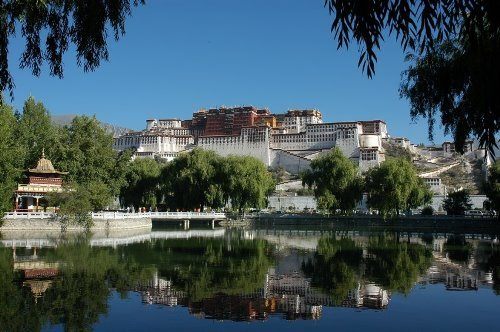 Attractive Potala Palace