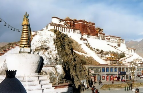 Graceful Potala Palace