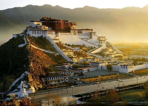 Gorgeous Potala Palace