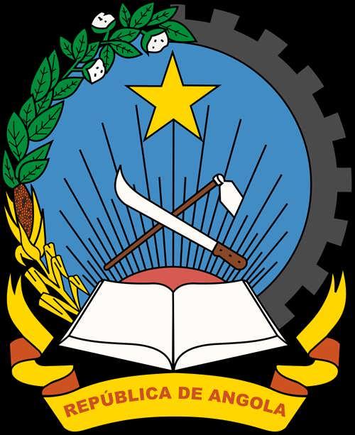 Seal of Angola