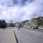 Square in front of Potala