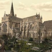 St. Patrick's Cathedral, Dublin. County Dublin, Ireland.between ca. 1890 and ca. 1900
