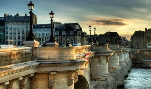 Stunning France