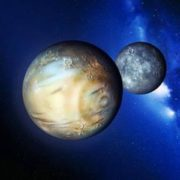 Stunning Pluto