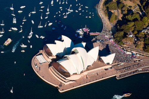 Attractive Opera House