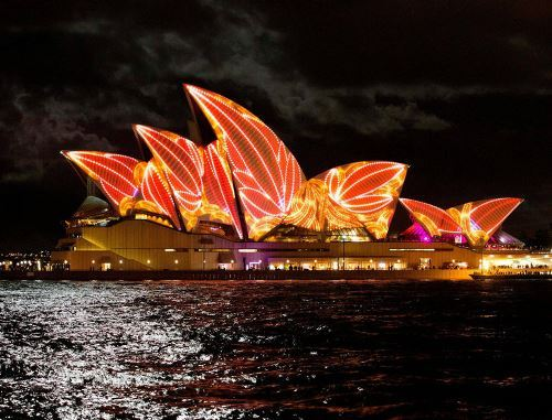 Picturesque Opera House