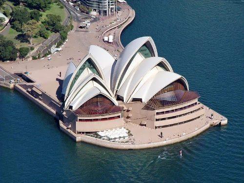 Gorgeous Opera House