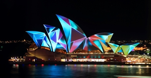Interesting Opera House