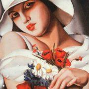 Tamara de Lempicka. Summer 1928