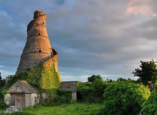 The Wonderful Barn, Castletown House