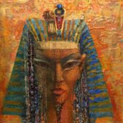 Tutankhamun by Valentina Kondrashova