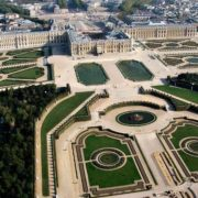 Versailles from the air