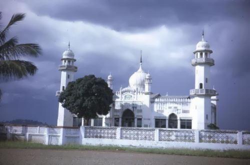 White Kibuli Mosque