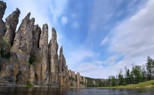 Wonderful Lena Pillars