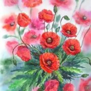 Wonderful poppies