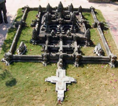 Wonderful temple