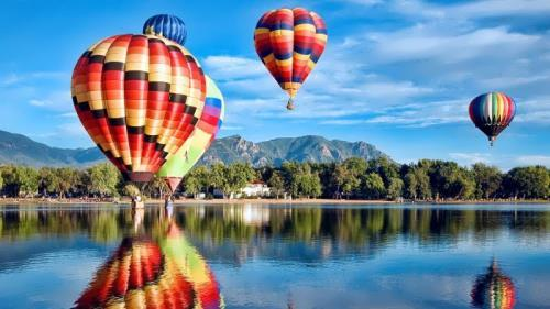 Hot Air Balloon History