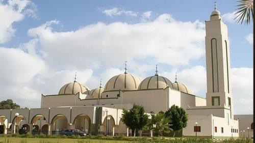Ahmed Pasha Karamanli Mosque