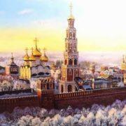 Alexander Plutalov. Novodevichy Convent
