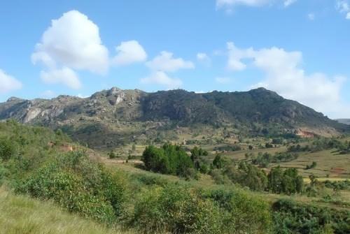 Ankaratra Volcano