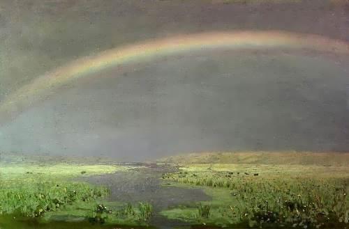 Arkhip Ivanovich Kuindzhi. Rainbow