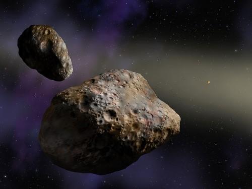 Asteroid - celestial body