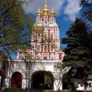 Attractive Novodevichy Convent