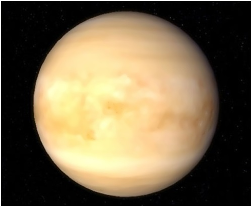 Attractive Venus