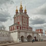 Awesome Novodevichy Convent