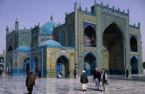 Blue Mosque, Mazar-i-Sharif