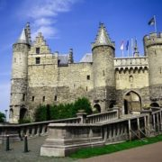 Castle of Sten, Antwerp