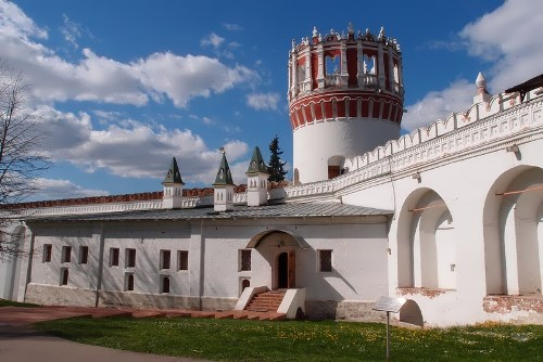 Charming Novodevichy Convent