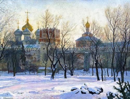Chernov Denis. Novodevichy Convent
