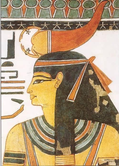 Egyptian goddess Serqet